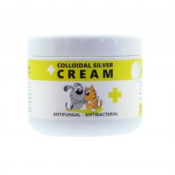 NGS Colloidal Silver for Pets - Antibacterial Moisturising CREAM - 100mls