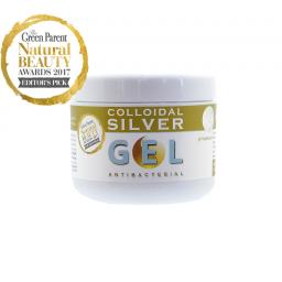 NGS Colloidal Silvergel - Soothing & Effective Antibacterial Gel - 100mls