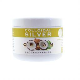 Natures Greatest Secret - Antibacteral Silver Cream Amber Formula with Coconut Oil 100 ml