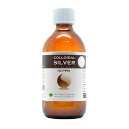 NGS 10ppm Colloidal Silver - 300ml Bottle
