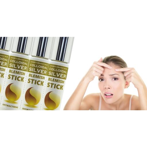 NGS Colloidal Silver Antibacterial BLEMISH STICK 10mls