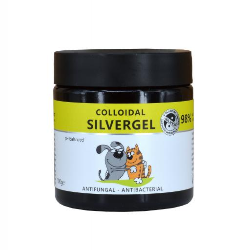 NGS Pets Colloidal Silver Antifungal Gel 100mls